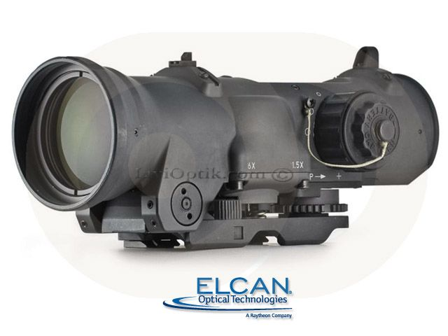 SpecterDR™ 1.5x-6x | 5.56 NATO | CX5455 reticle